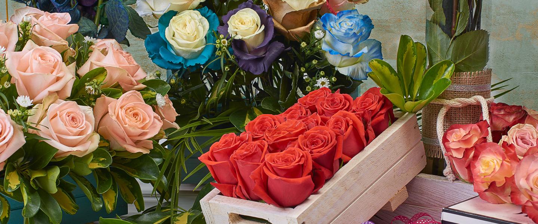 Quality flowers from Ecuador